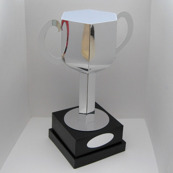 trophy cup template